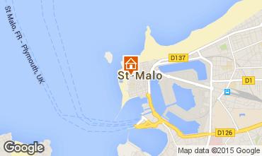 Carte Saint Malo Appartement 74439