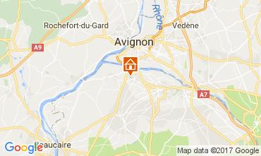 Carte Saint Rémy de Provence Villa 111549