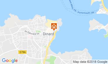 Carte Dinard Appartement 117286