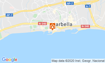 Carte Marbella Appartement 47714