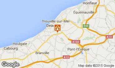 Carte Deauville Mobil-home 63650