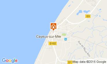 Carte Cayeux-sur-Mer Maison 106362