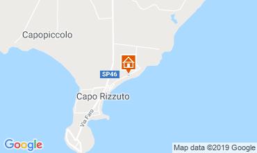 Carte Isola di Capo Rizzuto Appartement 101730