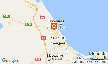 Carte Sousse Appartement 96394