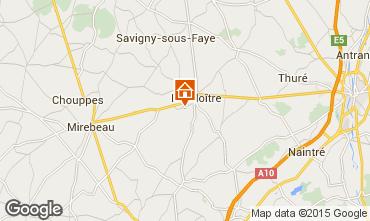 Carte Alpe du Grand Serre Studio 27605