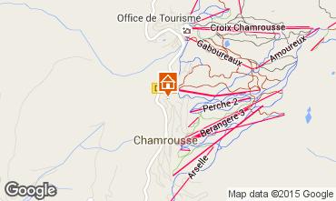 Carte Chamrousse Chalet 39409
