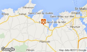 Carte Saint Cast Le Guildo Maison 52274