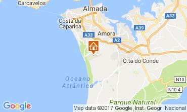 Carte Lisbonne Appartement 109987