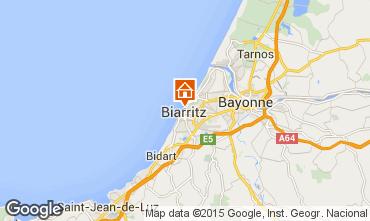 Carte Biarritz Studio 44140