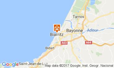 Carte Biarritz Studio 110894