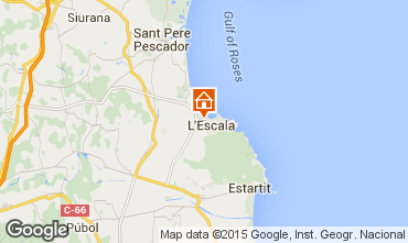 Carte L'escala Appartement 70957