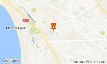 Carte Agadir Appartement 107071