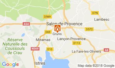 Carte Grans Villa 114332
