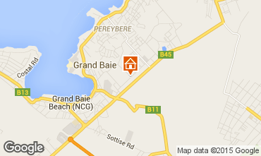 Carte Grand Baie Villa 67176