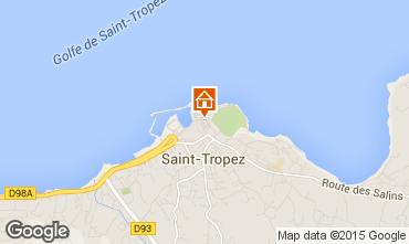 Carte Saint Tropez Maison 5673