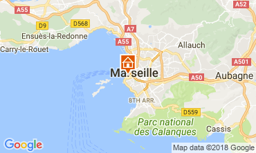 Carte Marseille Appartement 115437