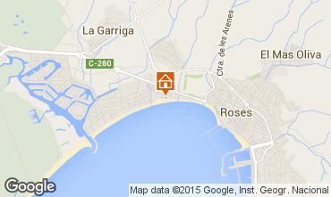 Carte Rosas Appartement 88068