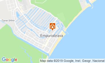 Carte Empuriabrava Appartement 118477