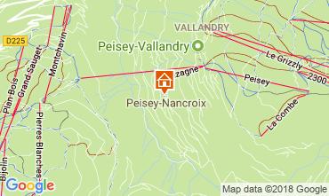 Carte Peisey-Vallandry Appartement 114723
