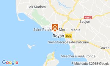 Carte Royan Appartement 6760