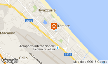 Carte Rimini Appartement 21770