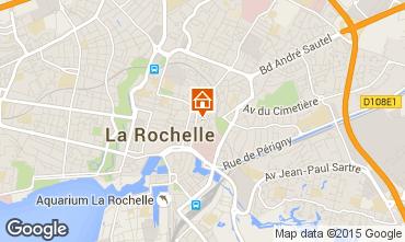 Carte La Rochelle Appartement 87160
