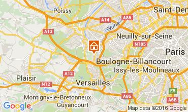 Carte La Celle Saint Cloud Appartement 104633