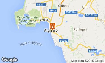 Carte Alghero Appartement 69224