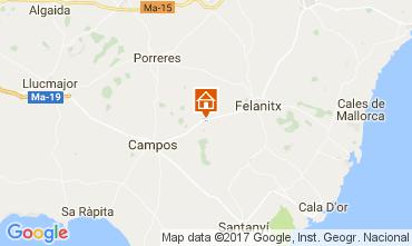 Carte Campos Villa 111379