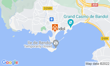 Carte Bandol Studio 25342