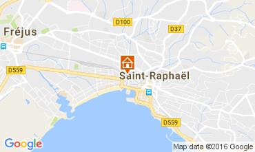 Carte Saint Raphael Studio 101969