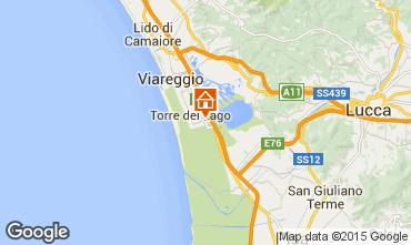 Carte Viareggio Maison 78684