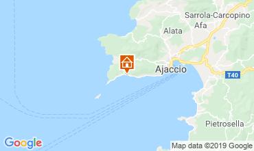 Carte Ajaccio Appartement 118288