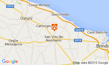 Carte Ostuni Villa 104301