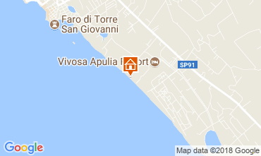 Carte Ugento - Torre San Giovanni Villa 115979