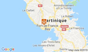 Carte Fort-de-France Maison 118182
