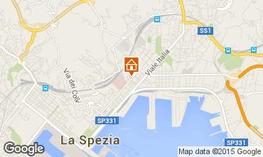 Carte La Spezia Appartement 71921