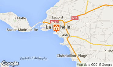 Carte La Rochelle Appartement 83787