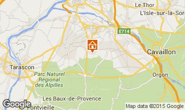 Carte Saint Rémy de Provence Maison 60699