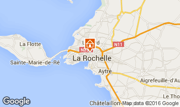 Carte La Rochelle Studio 102765