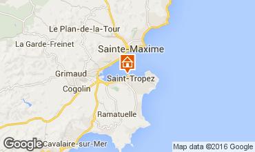 Carte Saint Tropez Appartement 93969
