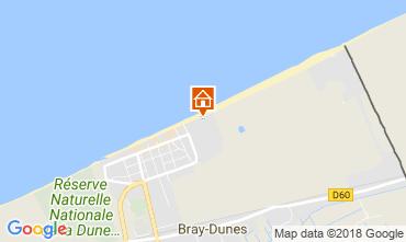 Carte Bray-Dunes Appartement 114041
