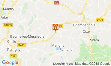 Carte Champagnole Chalet 117172