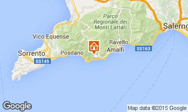 Carte Amalfi Villa 71759