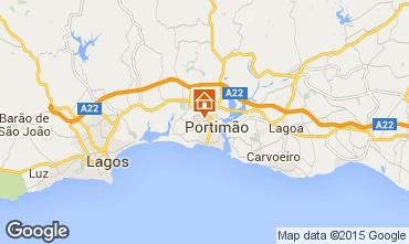 Carte Portimão Villa 57572
