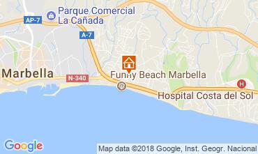 Carte Marbella Appartement 111269