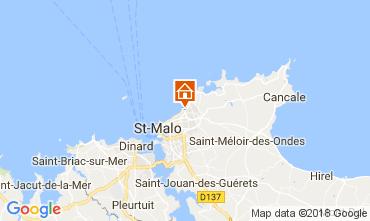 Carte Saint Malo Appartement 113374