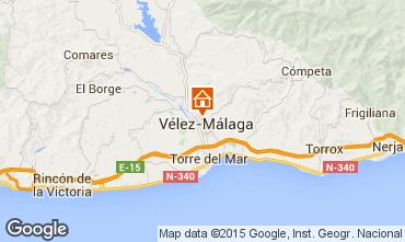 Carte Vélez Málaga Maison 49537