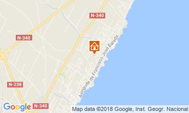 Carte Vinaroz Villa 114818