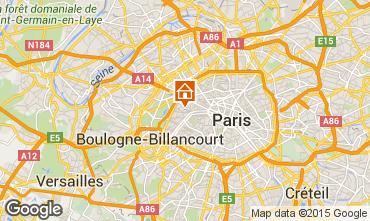 Carte PARIS Studio 89713